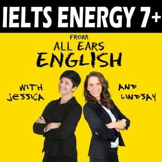 دانلود پادکست های IELTS Energy مجموعه All Ears English Podcasts