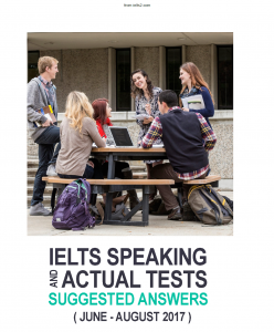 دانلود کتاب اسپیکینگ IELTS Speaking Actual Tests