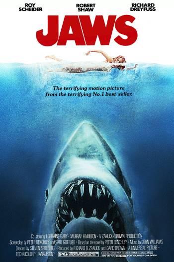 دانلود فیلم آرواره ها Jaws 1975 با زیرنویس انگلیسی