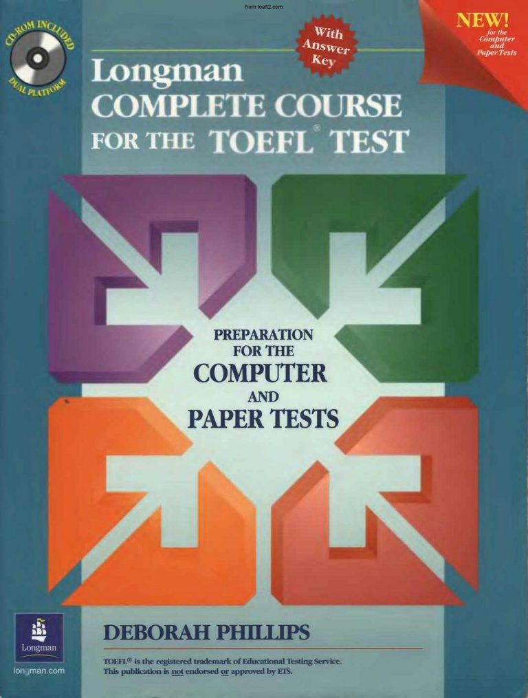 دانلود کتاب Longman Complete Course for the TOEFL Test