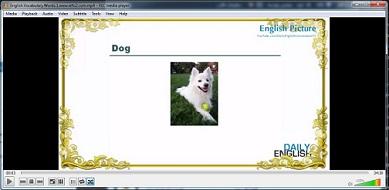 آموزش لغات زبان انگلیسی همراه با تلفظ و تصویر