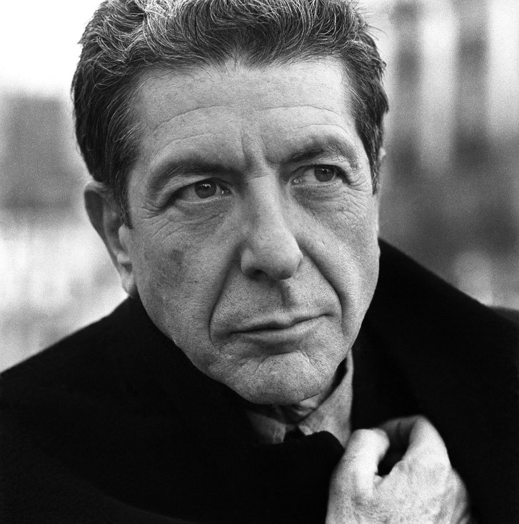 دانلود Because of You از Leonard Cohen (فایل mp3)