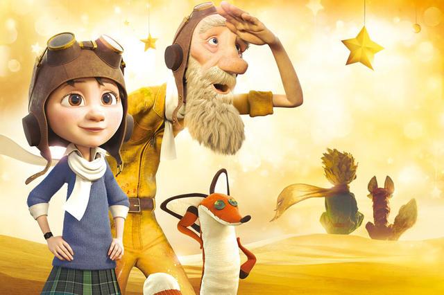 دانلود انیمیشن شازده کوچولو زبان اصلی با زیرنویس انگلیسی