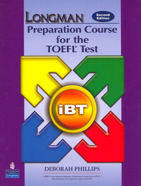 دانلود کتاب Longman Preparation Course for the TOEFL Test