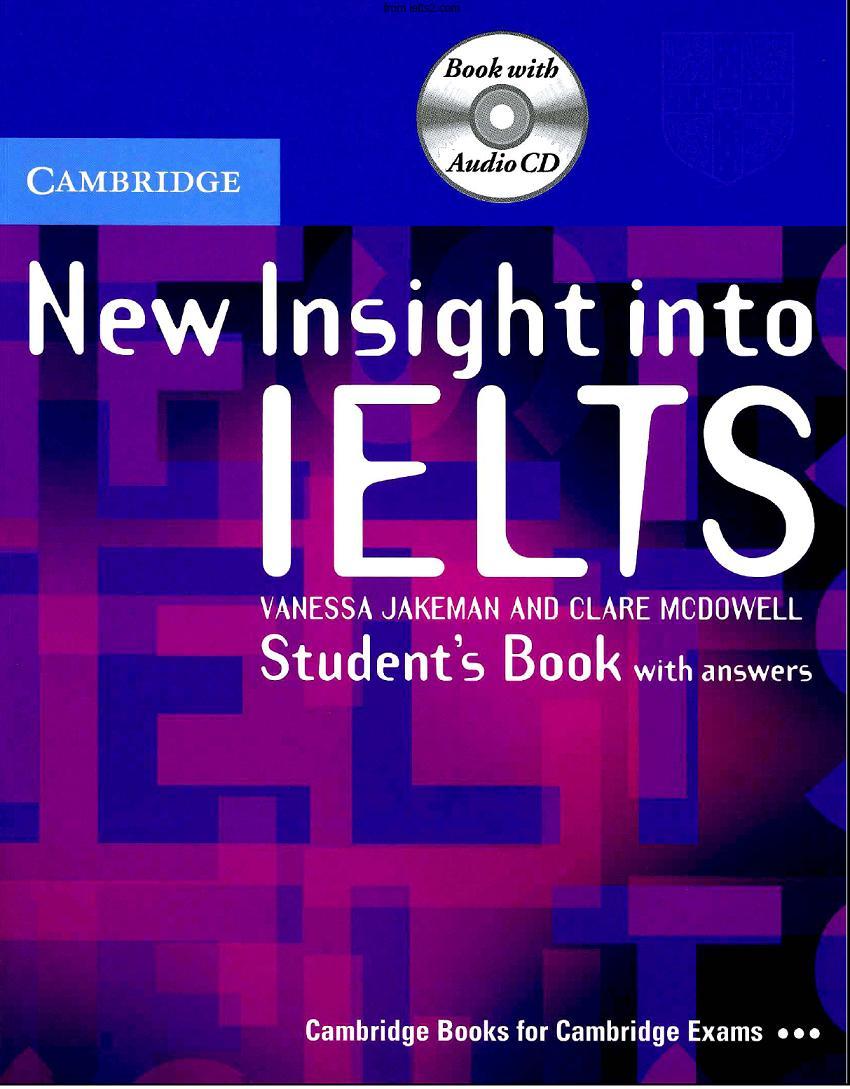 معرفی و دانلود کتاب New Insight Into IELTS