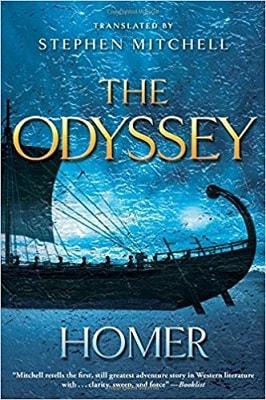 دانلود کتاب اودیسه(Odyssey) هومر به زبان انگلیسی و فارسی