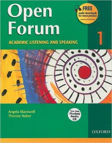 دانلود کتاب Open Forum 1
