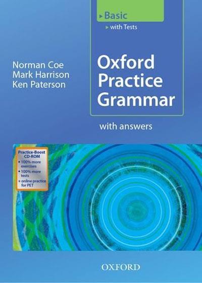تمرین مباحث پایه گرامر انگلیسی به زبان ساده