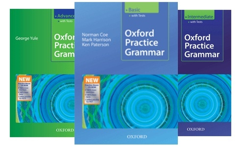 دانلود کتاب oxford practice grammar basic