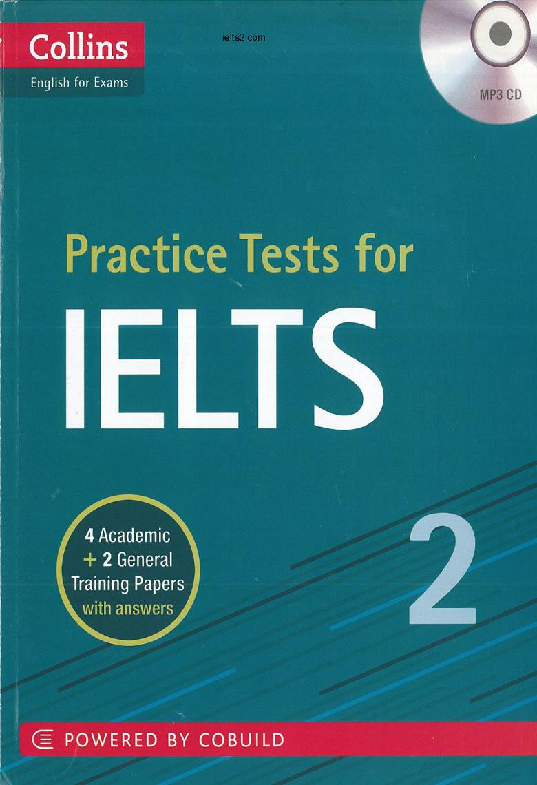 دانلود کتاب Collins Practice Test for IELTS