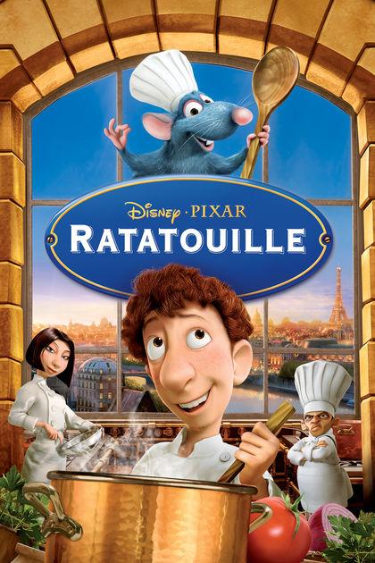 دانلود انیمیشن موش سرآشپزRatatouille.2007 زیرنویس انگلیسی