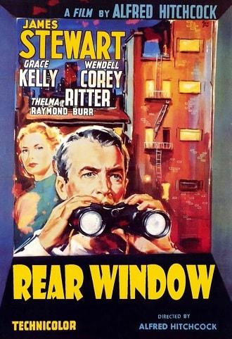 دانلود فیلمپنجره پشتیRear Window 1954 زبان اصلی