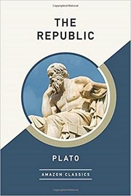 دانلود کتاب جمهوریت(Republic) از افلاطون به انگلیسی و فارسی