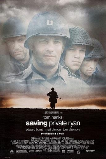 دانلود فیلم نجات سرباز رایان با زیرنویس انگلیسی