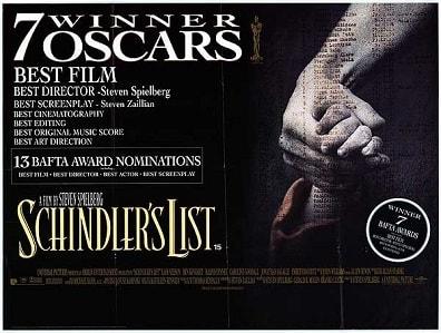دانلود فیلم فهرست شیندلر Schindler's List 1993 زبان اصلی