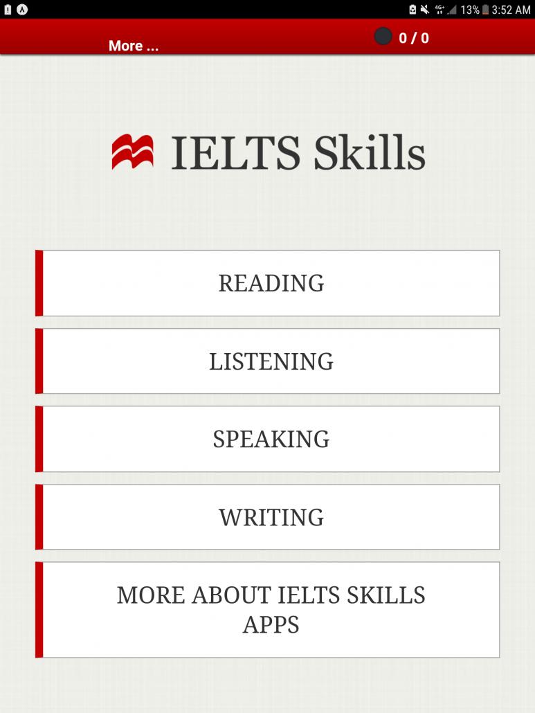 دانلود IELTS Skills برای اندروید