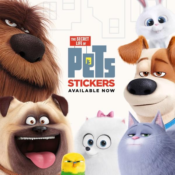 دانلود انیمیشن The Secret Life of Pets زبان اصلی
