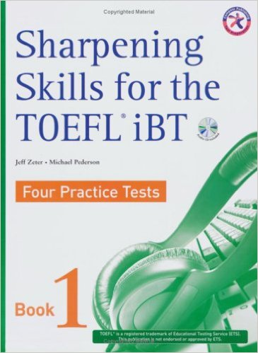 دانلود کتاب Sharpening Skills for the TOEFL iBT