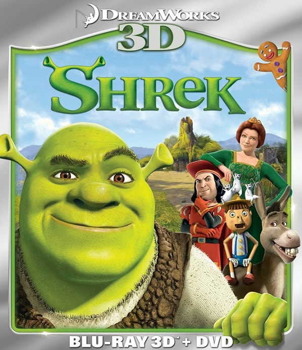 دانلود انیمیشن شرک 1 Shrek با زبان اصلی + دوبله فارسی
