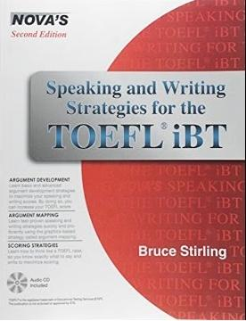 دانلود رایگان کتاب Speaking and Writing Strategies for TOEFL ibt