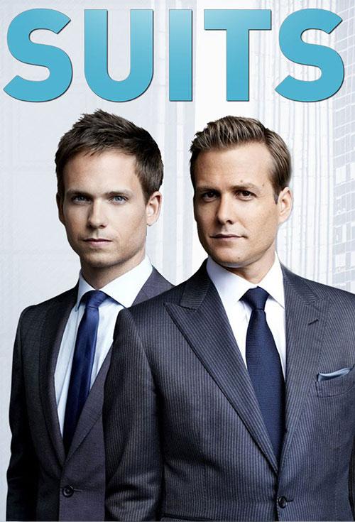دانلود سریال Suits با زیرنویس انگلیسی