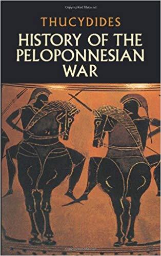 دانلود کتاب تاریخ جنگ های پلوپونزی(Peloponnesian) به انگلیسی و فارسی