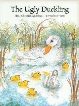دانلود کتاب جوجه اردک زشت(The Ugly Duckling)