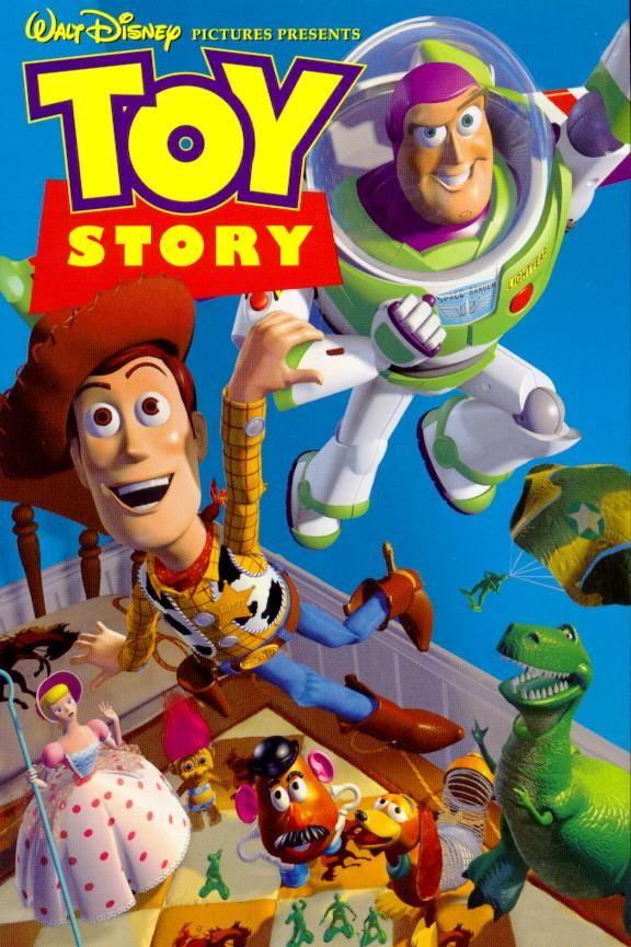 انیمیشن داستان اسباب بازی toy story 1995 با زیرنویس انگلیسی