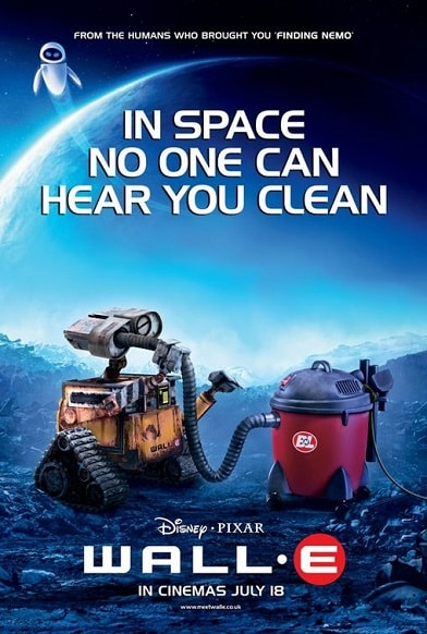 دانلودانیمیشن وال ای Wall-E 2008 زبان اصلی