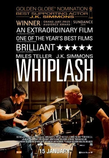 دانلود فیلم شلاق Whiplash 2014 زبان اصلی با زیرنویس انگلیسی