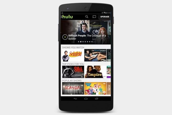 دانلود اپلیکیشن Hulu برای اندروید