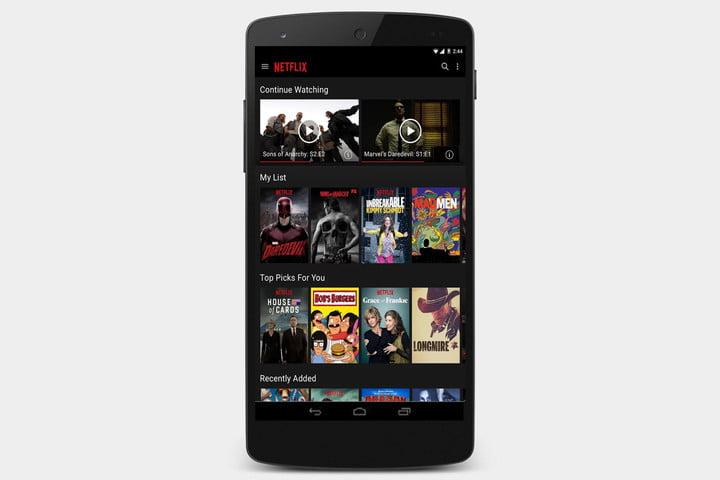 دانلود اپلیکیشن Netflix برای اندروید