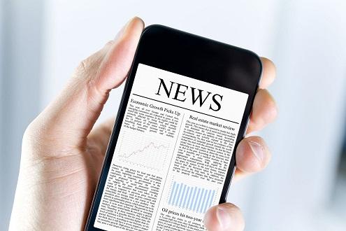 اپلیکیشن اخبار انگلیسی برای اندروید